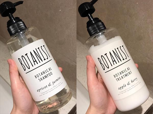 洗发水标签